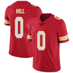 Lavert Hill Kansas City Chiefs Youth Limited Team Color Vapor Untouchable Nike Jersey - Red