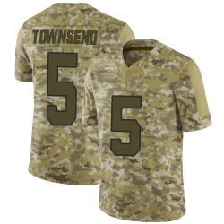 Tommy Townsend Kansas City Chiefs Men's Limited 2018 Salute to Service Nike Jersey - Camo